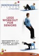 Independence fitness. Legs workout for seniors.