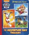 The Adventure Bay treasury.