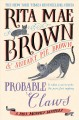 Probable claws : a Mrs. Murphy mystery
