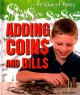Adding coins and bills