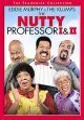 The nutty professor I & II.