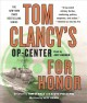 Tom Clancy's Op-Center. For honor