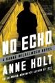 No echo : a Hanne Wilhelmsen novel