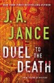 Duel to the death: an Ali Reynolds novel
