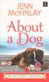 About a dog : a Bluff Point romance