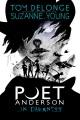 Poet Anderson ... in darkness