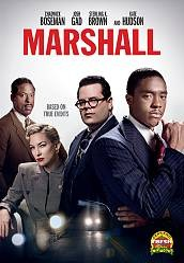 marshall, dvd