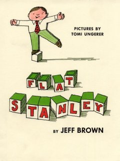 Flat Stanley cover art