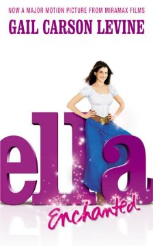 Ella Enchanted cover art