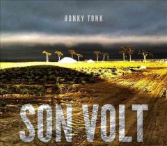son volt honky tonk cover art