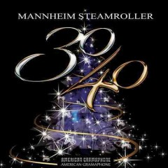 mannheim steamroller 30/40 cover art