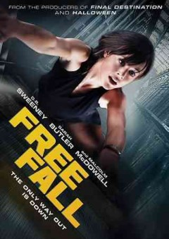 dvd free fall executive suicide cover art