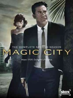 magic city dvd complete second cover art