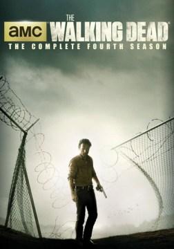 dvd walking dead season 4 rick cover art