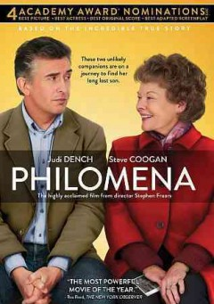 dvd philomena roscrea cover art