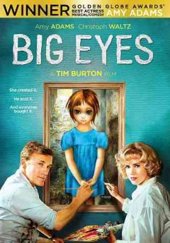 big eyes dvd walter cover art