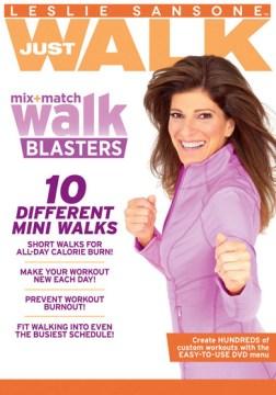 dvd mix match walk blasters cover art