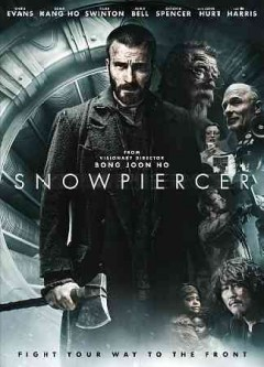 dvd snowpiercer cover art