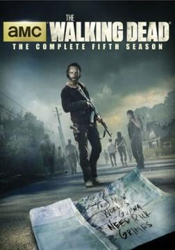 dvd walking dead season 5 terminus cover art