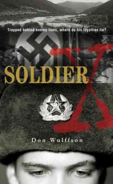 Soldier X cover art