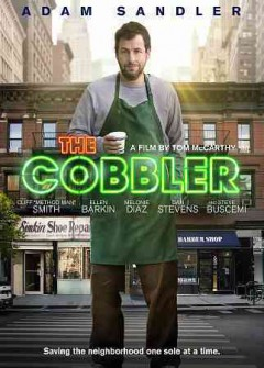 dvd the cobbler adam cover art