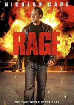 rage dvd cage cover art