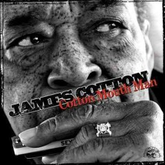 JAMES COTTON COTTON MOUTH MAN cover art