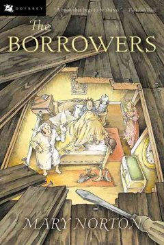 The Borrowers cover art