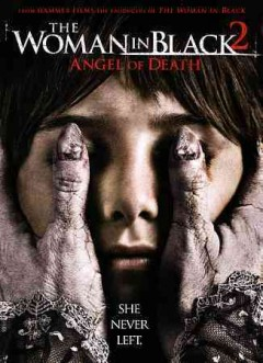 dvd woman in black 2 angel death cover art