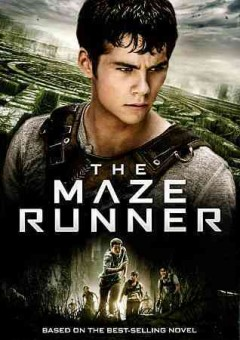 dvd maze runner cover art