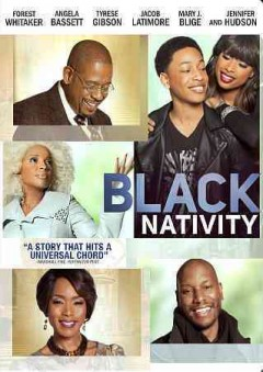 black nativity dvd cover art