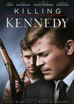dvd killing kennedy cold war cover art
