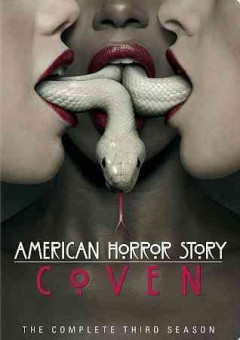 dvd american horror story season 3 witches cover art