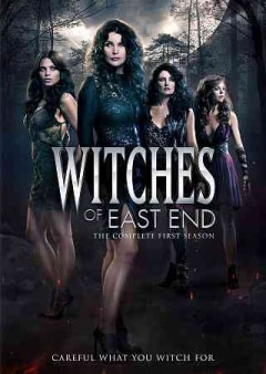 dvd witches east end cover art