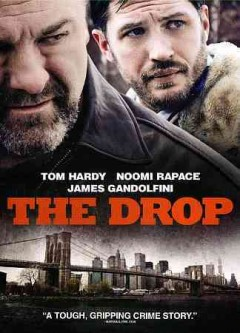 """the drop"" dvd bob cover art"