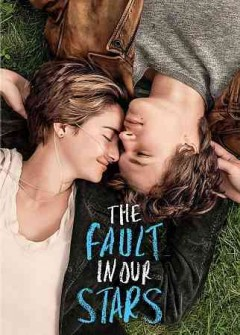 dvd fault in our stars cover art