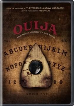 dvd Ouija friends fears cover art