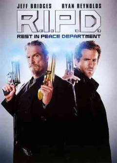 dvd R.I.P.D. cover art