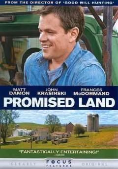 dvd promised land butler cover art