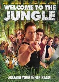 dvd welcome to the jungle island cover art