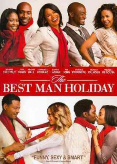dvd best man holiday reunion cover art