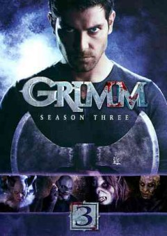 dvd grimm three stronger cover art