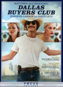 dvd dallas buyers club cover art