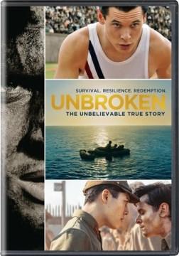 dvd unbroken olympian cover art