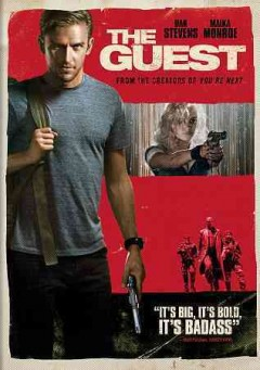 dvd the guest dan stevens cover art