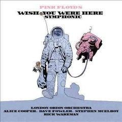 SYMPHONIC WISH YOU WERE HERE cover art