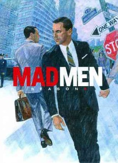 dvd mad men season six sixth cover art