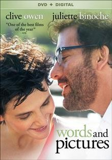 dvd words and pictures clive cover art