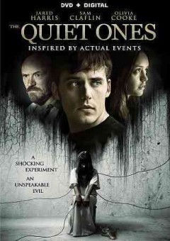 dvd quiet ones cover art