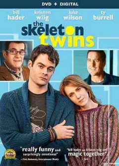 dvd skeleton twins cover art